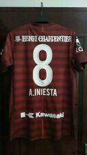 Vissel Kobe 2019 J LEAGUE SHIRT Jersey #8 Andres Iniesta Size L