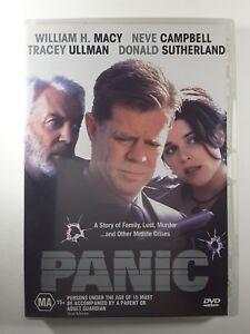 Panic (DVD, 2005) Neve Campbell Movie