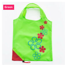 Cute Foldable Fashion Eco Handbag Reusable Bags Strawberry Shopping Tote Bags