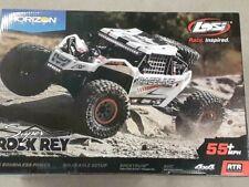Losi Super Rock Rey SRR 8S 1/6 RTR Electric Rock Racer Baja Designs LOS05016T2