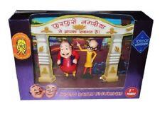 Cartoon Character Figurine Motu Patlu Kids Action Figure Birthday Return Toys