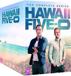 HAWAII FIVE-O COMPLETE SERIES 1-10 COLLECTION DVD BOX SET 60 DISC R4 NEW&SEALED