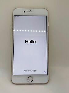 Apple iPhone 8 Plus - 256GB - Gold (Unlocked) A1864 (CDMA   GSM)