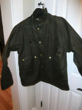 NWT Men's Barbour Speyside coat Waxed Cotton Green xxl hunting England sold out!