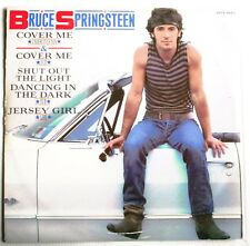 "BRUCE SPRINGSTEEN - Cover Me - 1st UK Press 1984 12"" Single - Near Mint - A1/B1"
