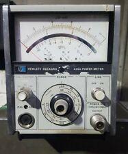 Hp 435a Power Meter Trolleyj1