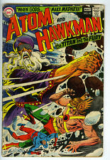 The Atom and The Hawkman #42 1969 DC Kubert