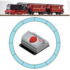 More details for piko db v20 diesel passenger starter set iii (analogue-sound) g gauge 37126