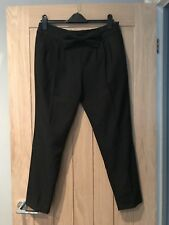 Monsoon Fusion Tuxedo Bow Trousers Size UK 12 New With Tags