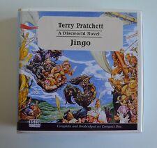 Jingo: by Terry Pratchett - Unabridged Audiobook - 10CDs