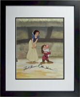 Disney Sericel Snow White Grumpy Cel Signed Frank Thomas Ollie NEW Frame 1992