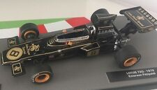 F1 Formula 1 Car Collection  Lotus 72D JPS Tobacco Conversion Fittipaldi + Mag