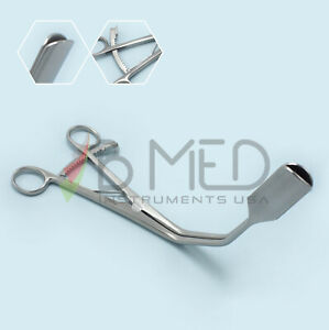 OR Grade Lateral View More Speculum Vaginal Retractor OB Gynecology Instruments