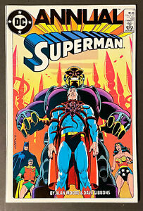 Superman Annual #11 (1985, DC Comics) by Alan Moore & Dave Gibbons