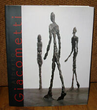 Alberto Giacometti Painter Draftsman Sculptor Hardcover DJ Cubist Surrealist