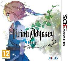Nintendo 3 DS Etrian Odyssey Untold (ex Shop Stock, Non Scellé, jeu non utilisé)