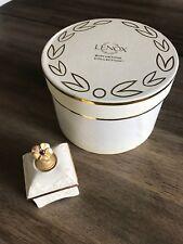 Lenox Birthstone Collection February Amethyst Jewelry Trinket Box
