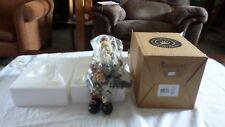 """BOYDS COLLECTION CARVERS CHOICE NIB """"SANTA...AND THE FINAL INSPECTION"""" LE/10032"""