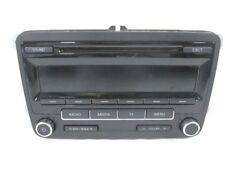 5M0035186J AUTORADIO CON LETTORE CD VOLKSWAGEN POLO 1.4 GTI 132KW AUT B 3P (2013