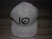 Tentree Earth First Apparel Clothing Organic Cotton & Hemp Men Gray Baseball Hat
