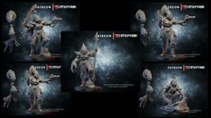 40K Compatible - 10 x Elf Shadow Stalkers- Useable as Aeldari Striking Scorpions