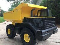 Vintage TONKA XMB-975 Turbo-Diesel Dump Truck (selling As Is)