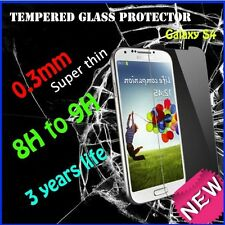 SAMSUNG GALAXY S4 I9505 Premium Tempered Glass Film Screen Protector & Package