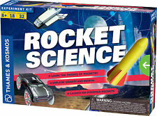 Rocket Science Thames & Kosmos Science Experiment Kit