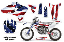 YAMAHA WR 250/450F Graphic Kit AMR Racing Decal Sticker Part WR450 05-06 USA
