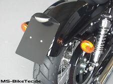 "Kennzeichenhalter ""back-up-I"" Harley Sportster / Iron / Forty Eight / Nightster"