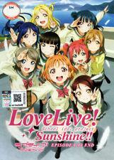 Love Live! School Idol Project: Sunshine!! Anime DVD Complete 1-13  Japanese Ver