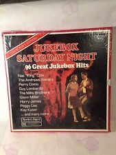 "Readers Digest ""JUKEBOX SATURDAY NIGHT"" -96 HITS-NEW BOX SET 8 ALBUMS SEALED!!!!"