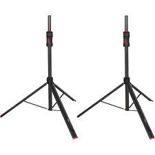 Gator GFW-ID-SPKRSET Lift-EEZ Piston Lift Assist Speaker Stand Set w/ Bag