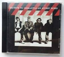 U2 CD How To Dismantle An Atomic Bomb 2004 album rock one CD edition CANADA