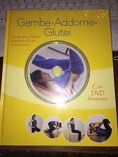 G.A.G. GAMBE ADDOME GLUTEI il programma di fitness da fare a casa con DVD NUOVO