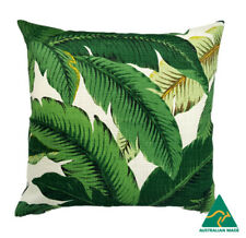Genuine Tommy Bahama Green Banana Leaves Outdoor 45cm cushion cover