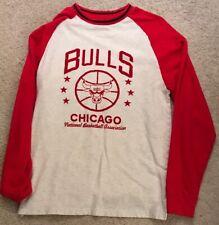 Mens Adidas Chicago Bulls shirt top size small S