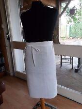 N06 Ancien torchon en Chanvre / tablier 63X98cm / OLD HEMP CLOTH APRON