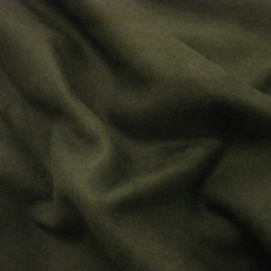 Black Molton Fabric 300CM Wide Soundproofing Draping Stage Curtain Duvetyne (FR)