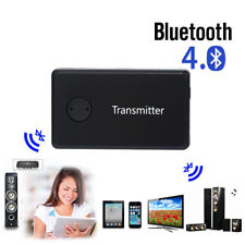 Kabellos Bluetooth Audio Transmitter USB A2DP Stereo Dongle Adapter für Tv Pc Dv