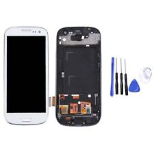 Replacement LCD Display + Touch Screen for Samsung Galaxy S3 i9300 White + Tools