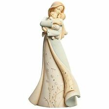 New Enesco Foundation Figurine, Mother with Twins