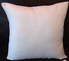 Confezione da 2 White Diamond Design Cuscino Copre GRATIS P&P solo £ 4.99 Set,
