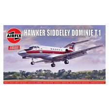Airfix A03009V Hawker Siddeley Dominie T.1 Plane Plastic Model Kit (Scale 1:72)