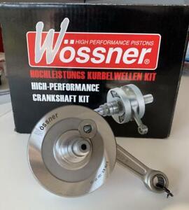 WOSSNER CRANKSHAFT ASSEMBLY KTM SX 125 2016 - 2017- 2018- 2019 - 2020  CRANK