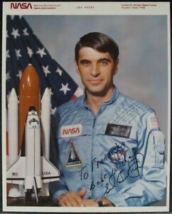 s1287) Sid Gutierrez Space Shuttle Astronaut - NASA Photo Autogramm Autograph OU