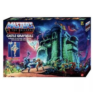 Masters of the Universe Origins Castle Grayskull Playset New/Sealed Mattel 2021