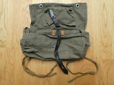 Tasche für A-Rahmen 1941 Sturmgepäck Wehrmacht Original gestempelt