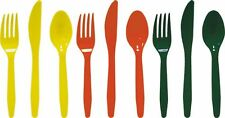 Plastic Complete Cutlery Sets