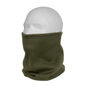 Polar Fleece Neck Warmer Gaiter Face Mask Ski Facemask Snowboard USMC Navy Army